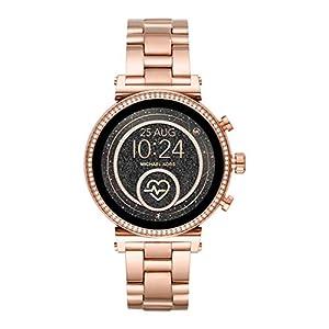 Michael Kors Smartwatch Pantalla táctil para Mujer de Connected con Correa