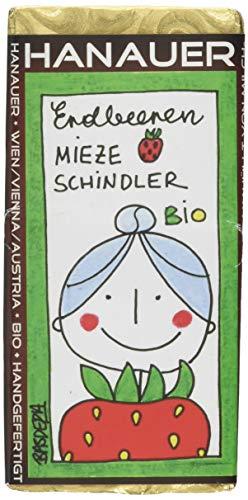 """Hanauer Bio Erdbeeren """"Mieze Schindler"""", 1er Pack (1 x 70 g)"""