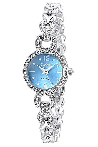 inwet-strass-quarzo-orologio-per-donna-blu-quadrante-analogico-display-bracciale-in-acciaio-inox