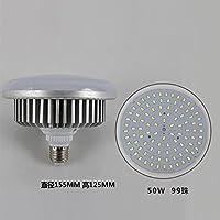 Dsstyle Home lampadina a risparmio energetico ad alta lampadine LED E27220V, 50W