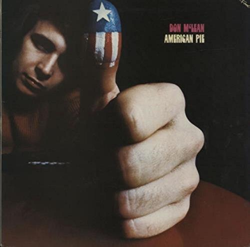 American Pie - Barcoded P/S (Don Mclean American Pie Vinyl)
