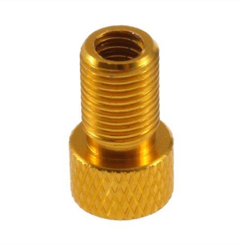 Sodial(R) - Adattatore valvola Presta-Schrader per pompa bicicletta