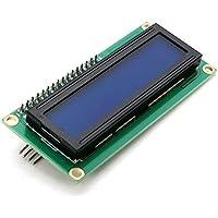 Nueva geekcreit IIC/I2C 1602Módulo de pantalla azul de retroiluminación LCD para Arduino por Koko