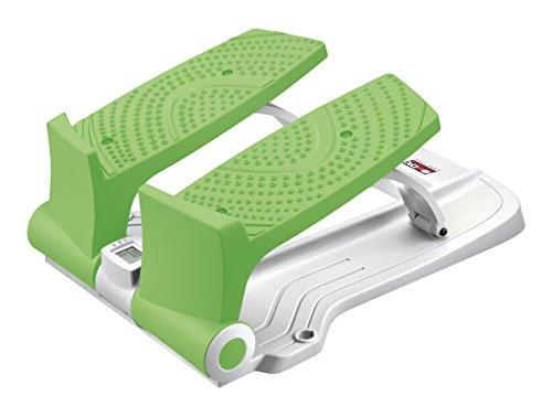 Body Sculpture EZ-Stepper Heimtrainer für Beine und Po kompakter Mini-Stepper Fitnessgerät für Zuhause Belastbarkeit 100 kg