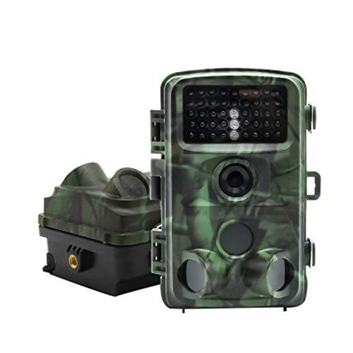 ZDNP 5-Megapixel-Jagdkamera, CMOS-Bildsensor 2,4-Zoll-hochauflösendes Infrarot-Nachtsichtgerät Home Security Digital Surveillance Camerazz