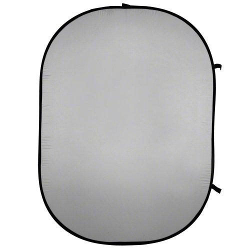 Walimex FaltHintergrund grau (150x200 cm)