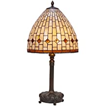 Lámparas Tiffany de Sobremesa : Colección ART de 40x80x40cms.