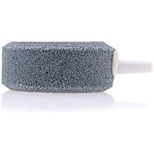 Anself Anself 4cm Piedra de oxígeno oxigenador de acuario de burbuja de aire aireador de pecera