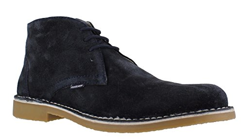 Lambretta Carnaby 2 Mens Classic Suede MOD SKA Lace Up Desert Boots...