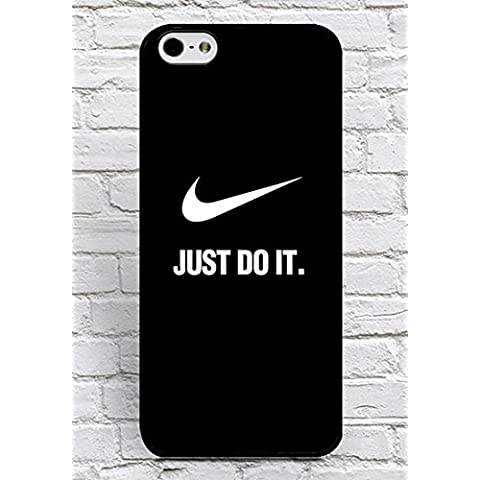 Iphone 6/6S Plus Funda Nike Just Do It Michael Jordan Brand Logo Theme Print for Boy, Popular Funda Iphone 6/6S Plus (5.5 Inch) Funda Cover Durable