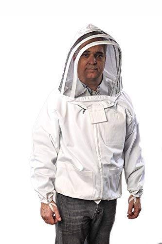FOREST BEEKEEPING SUPPLY Professioneller Premium-Imker Jacken Medium - Premium Atmungsaktive Jacke