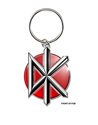 Dead Kennedys Keyring Keychain band Logo Official metal One
