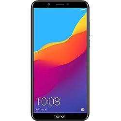 Honor 7C (Black, 3GB RAM, 32GB Storage)