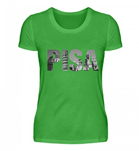 Damenshirt - Pisa (Cookie-turm)