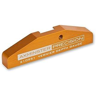 Axminster Precision Vernier Caliper Depth Gauge Attachment