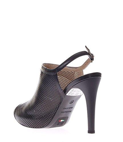 DIMAOL Chaussures Pour Femmes Printemps Automne PU Talon Aiguille Talons Confort Décontracté Pour Mariage Noir Rouge,Amandes,Amande US5/EU35/UK3/CN34