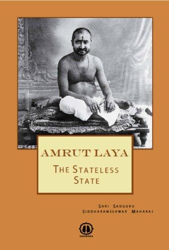 Amrut Laya - The Stateless State (English Edition)