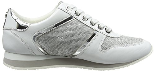 Carvela Lennie Np, Baskets Basses Donna White (blanc)