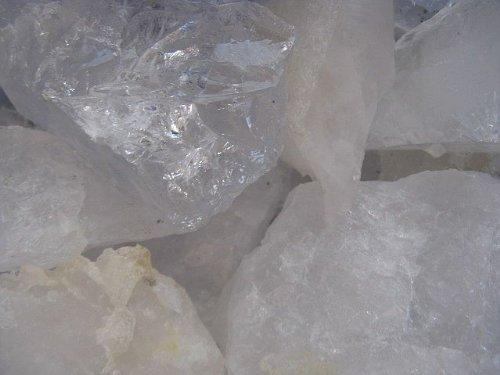 Bergkristall,Heilsteine,Rohstein,Stein,Wasserbelebung,1kg (medium)