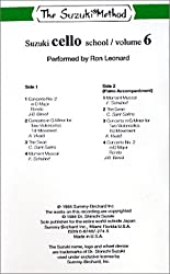Suzuki Cello School: Performed by Ron Leonard