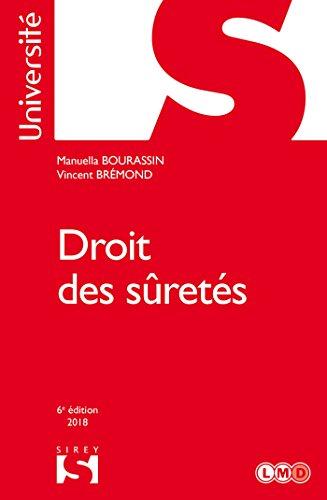 Droit des sûretés - 6e éd.