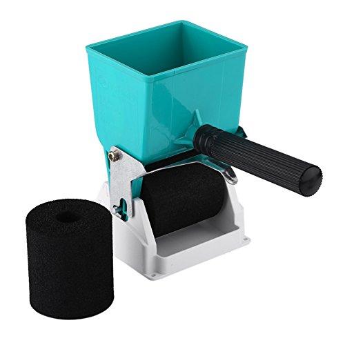 Asixx Tragbarer Kleber Applikator, Leimauftragsgerät mit Anti-Rutsch-Kunststoffgriff Geeignet für Möbelfabrik, Holzwerk, Lederfabrik oder Kartonfabrik(3)