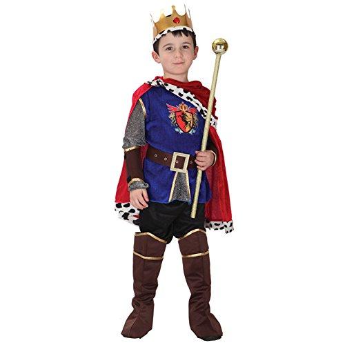 tüm Cosplay Kindergarten Bühnenkostüme Prinz King Suite (L) (King Halloween Kostüm)