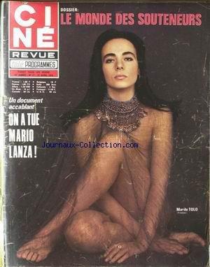 Cine Tele Revue 1972 - CINE TELE REVUE [No 17] du