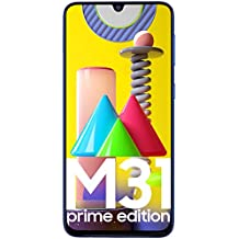 Samsung Galaxy M31 Prime Edition (Ocean Blue, 6GB RAM, 128GB Storage) - Get Flat Rs 2,500 Instant Discount with select bank cards - Limited Period Offer