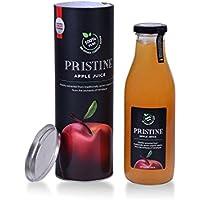 Pristine - 100% Pure Apple Juice (Sweet Red Apples) - Pack of 5 (500ml Bottles)