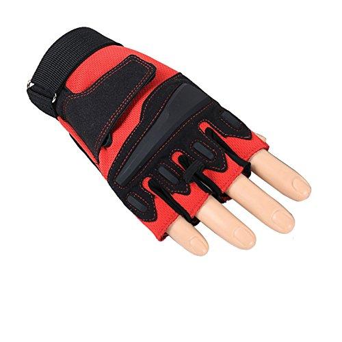 exercice de moitié-doigt gants/ en plein air respirable Gants homme/Gants de soleil escalade salle de sport E