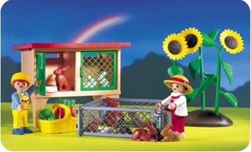 Playmobil 3075 - Hasenstall