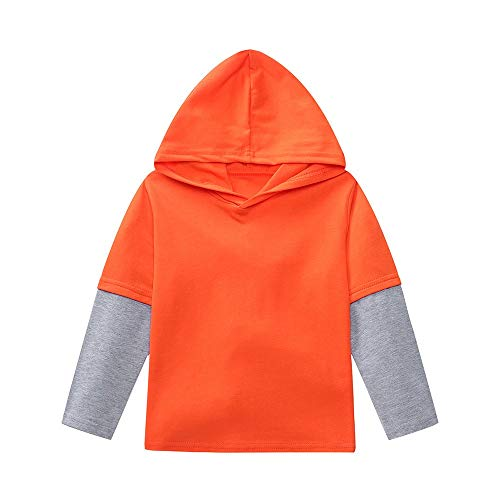 (Baby Junge Kleidung Outfit, Honestyi Nettes Kleinkind Baby Bowknot Lange Hülsen Punkt Prinzessin Dress + Rabbit Pants Set (Roas,8))