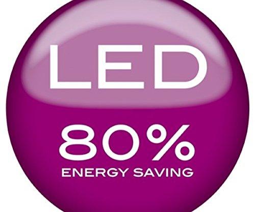Seilsystem LED-Lampe BALOUBET 5 x 3,8 Watt Länge max. 5 Meter 778210506 - 4