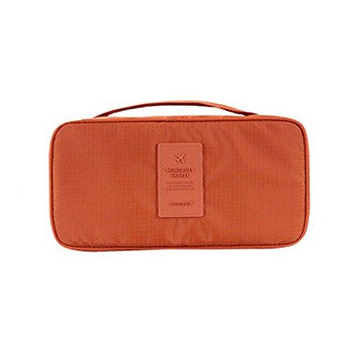 ESOONS - Portatrajes de viaje , naranja (Naranja) - IG4-StorageBag02-Orange