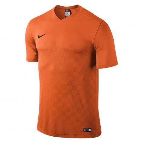 Nike Short Sleeve Top SS YTH Energy Iii Jsy, Bambini, Jersey Energy III, arancione - Arancione Nike Jersey