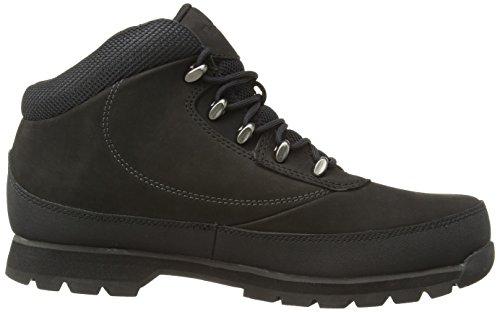 Timberland Eurobrook, Boots homme Noir (Black)