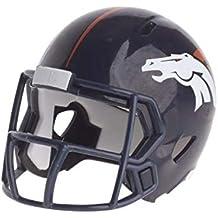 Riddell Denver Broncos NFL Velocidad Bolsillo Pro Micro tamaño de  Bolsillo Mini Casco de c0b56cd03ee
