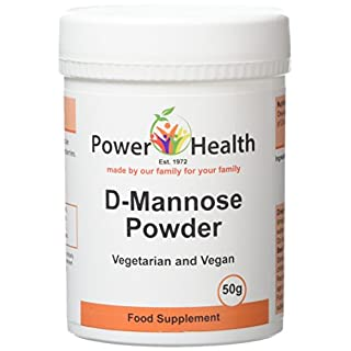 Power 50g Health D-Mannose Powder