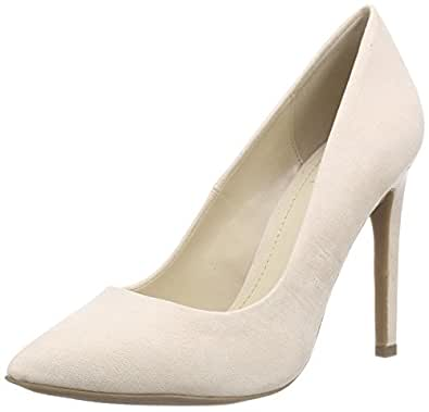 Another Pair of Shoes ParizE1, Women's Heeled Shoes, Beige (nude98), 3 UK