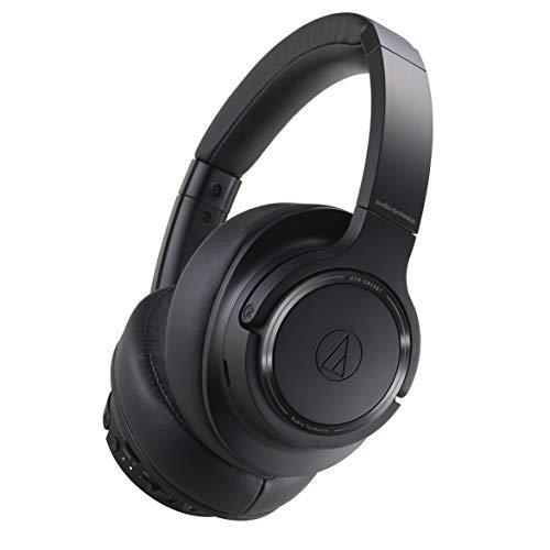 Audio-Technica Kopfhörer ATH-SR 50 BT BK, schwarz thumbnail