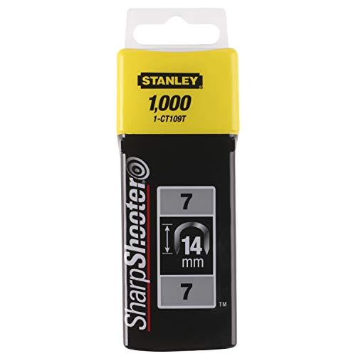 Stanley Grapas para Cable CT100 14 mm-1000