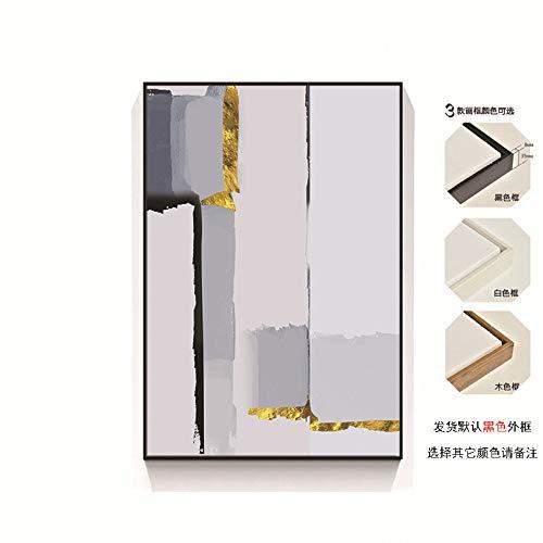 baodanla (Senza Cornice) Moderno e Minimalista Pittura Decorativa Astratta Pittura a Olio A19 40 * 60cm