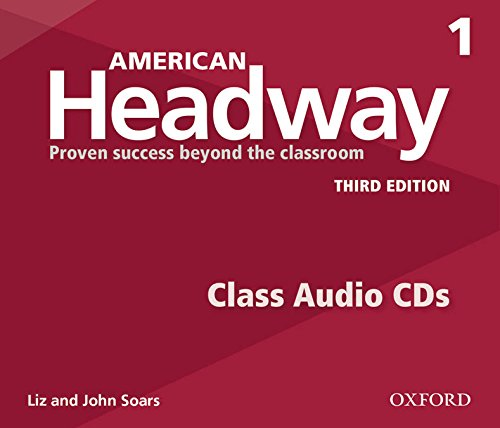 American Headway 1. Class CD 3rd Edition (3) (American Headway Third Edition)