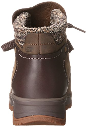 Merrell Eventyr Bluff Wtpf, Bottes de Neige femme Marron (Dark Earth)