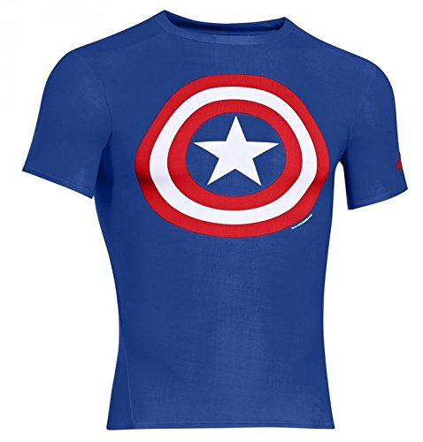 Under Armour Men's Alter Ego Compression Short-Sleeve T-Shirt