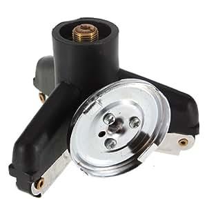 ELEGIANT réchaud gaz 3 pieds pour réchaud-fumoir 3–leg nozzle adaptateur de transfert