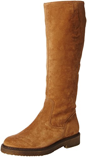 Gabor Shoes Damen Fashion Schlupfstiefel, Braun (Copper 12), 38.5 EU (Medium Stiefel Heel)