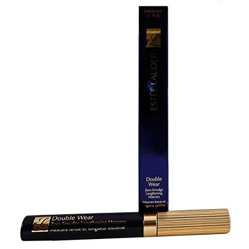 Estée Lauder Double Wear Zero Smudge Mascara Nr. 01 Black/Schwarz 6ml