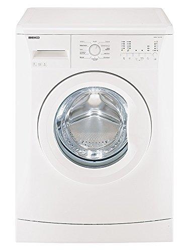 Beko WMB71022M Libera installazione Caricamento frontale 7kg 1000RPM A++ Bianco lavatrice